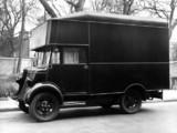 Fordson E88W Luton Van (64) 1936–39 images