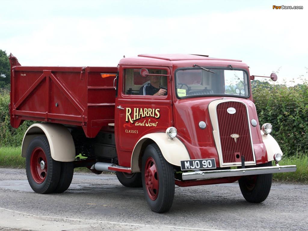Fordson 7V 1937–47 photos (1024 x 768)