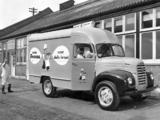 Fordson Thames ET6 Van 1947–57 photos