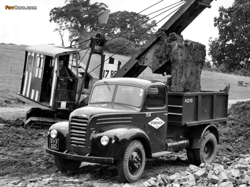Photos of Fordson Thames ET6 1947–57 (800 x 600)
