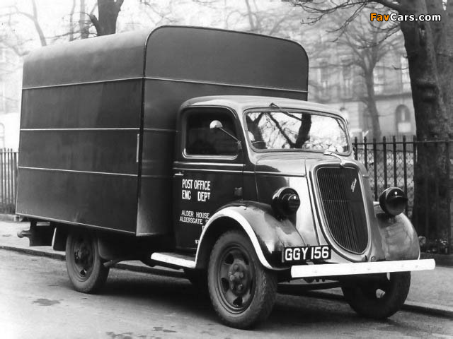 Pictures of Fordson E88W (61) 1936–39 (640 x 480)