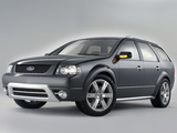 Photos of Ford Freestyle FX Concept 2003