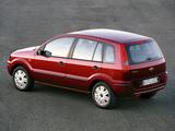 Ford Fusion 2002–05 photos