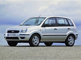 Ford Fusion 2002–05 pictures