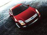 Ford Fusion (CD338) 2005–09 photos