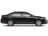 Ford Fusion Sport (CD338) 2009–12 images