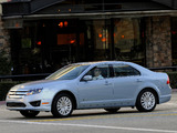 Ford Fusion Hybrid (CD338) 2009–12 photos