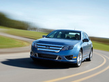 Ford Fusion Sport (CD338) 2009–12 photos