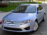 Ford Fusion Hybrid (CD338) 2009–12 pictures