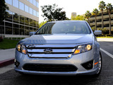 Ford Fusion Hybrid (CD338) 2009–12 wallpapers