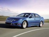 Ford Fusion Sport (CD338) 2009–12 wallpapers