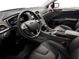 Ford Fusion Titanium 2012 images