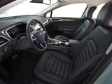 Ford Fusion Hybrid 2012 photos