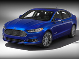 Ford Fusion Hybrid 2012 photos