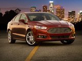 Ford Fusion Titanium 2012 photos