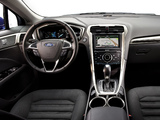 Ford Fusion Hybrid 2012 pictures