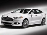 Ford Fusion Titanium 2012 pictures