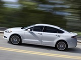 Ford Fusion 2012 wallpapers