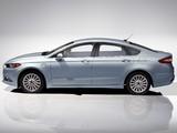 Ford Fusion Energi 2013 photos