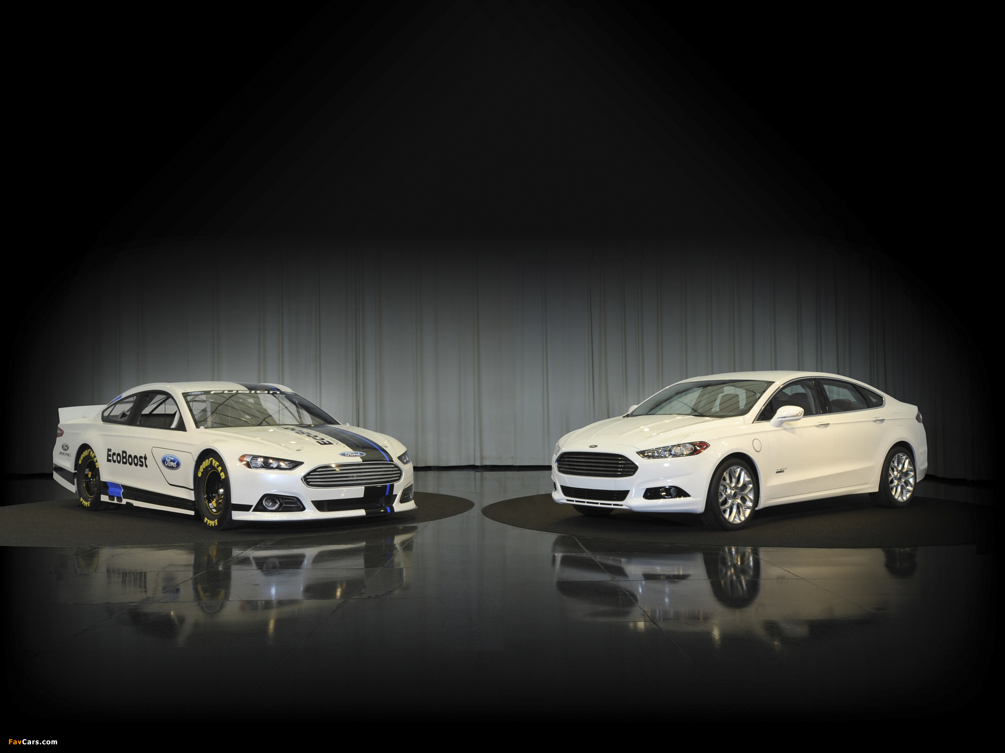 Images of Ford Fusion (NA) (2048 x 1536)