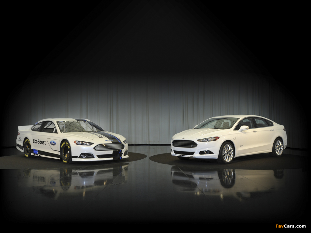Images of Ford Fusion (NA) (1024 x 768)