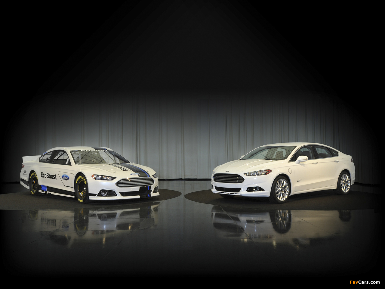 Images of Ford Fusion (NA) (1280 x 960)
