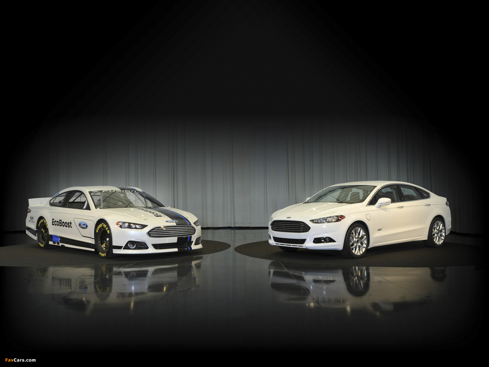 Images of Ford Fusion (NA) (1600 x 1200)