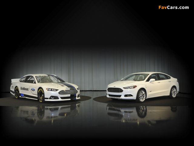 Images of Ford Fusion (NA) (640 x 480)