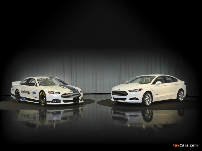 Images of Ford Fusion (NA) (800 x 600)
