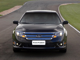 Images of Ford Fusion Sport (CD338) 2009–12