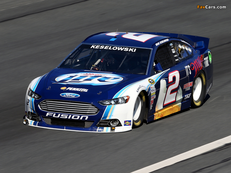 Ford Fusion Race Car