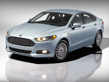 Images of Ford Fusion Energi 2013