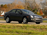 Photos of Ford Fusion (CD338) 2005–09