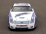 Photos of Ford Fusion NASCAR Sprint Cup Series Race Car 2006–08