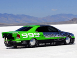 Photos of Ford Fusion Hydrogen 999 Land Speed Record Car 2007