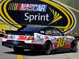 Photos of Ford Fusion NASCAR Sprint Cup Series Race Car 2009–12