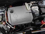 Photos of Ford Fusion Hybrid (CD338) 2009–12
