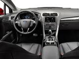 Photos of Ford Fusion Titanium 2012