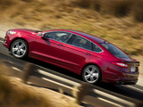 Photos of Ford Fusion 2012
