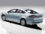 Photos of Ford Fusion Energi 2013
