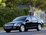 Pictures of Ford Fusion (CD338) 2005–09