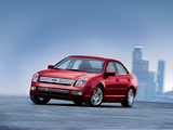 Ford Fusion (CD338) 2005–09 wallpapers