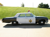 Ford Galaxie Town Sedan Police 1962 images