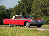Ford Galaxie 500 XL Sunliner 1963 images