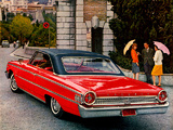 Ford Galaxie 500 XL Sunliner 1963 pictures