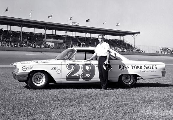Ford Galaxie 500 XL 427 Lightweight NASCAR Race Car 1963