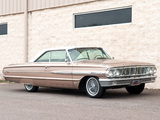 Ford Galaxie 500 XL Hardtop Coupe 1964 photos