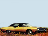 Ford Galaxie 500 Hardtop Coupe 1970 wallpapers