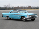 Images of Ford Galaxie 500 Fastback Hardtop 1963