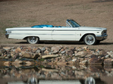 Images of Ford Galaxie 500 XL Sunliner 1963